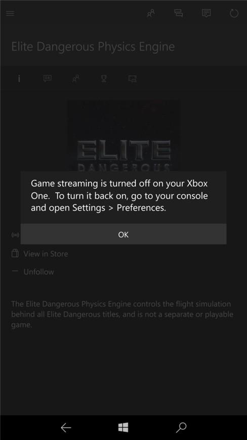 Windows 10 Mobile rục rịch hỗ trợ streaming trò chơi từ Xbox One ảnh 4
