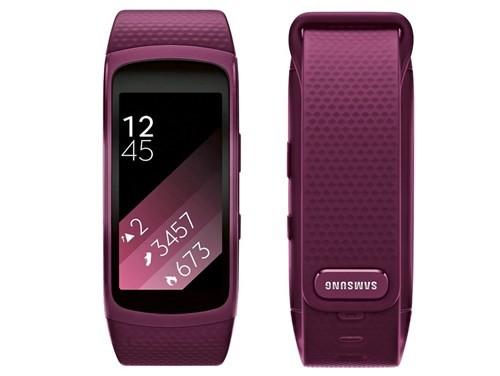 Samsung Gear Fit 2 lộ cấu hình ảnh 1