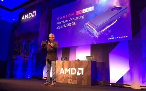AMD kỳ vọng Radeon RX 480 mở rộng trải nghiệm VR ảnh 1
