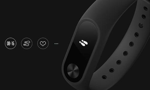 Xiaomi Mi Band 2 chính thức ra mắt ảnh 4