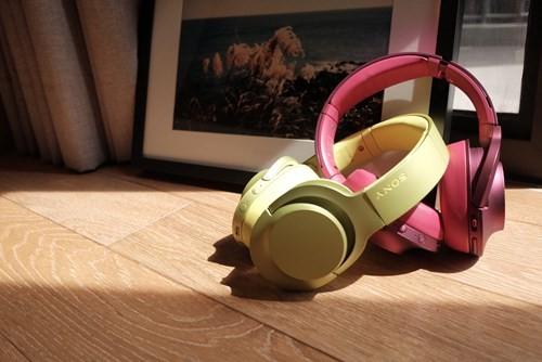 Tai nghe Sony H.ear on MDR-100ABN về VN ảnh 1