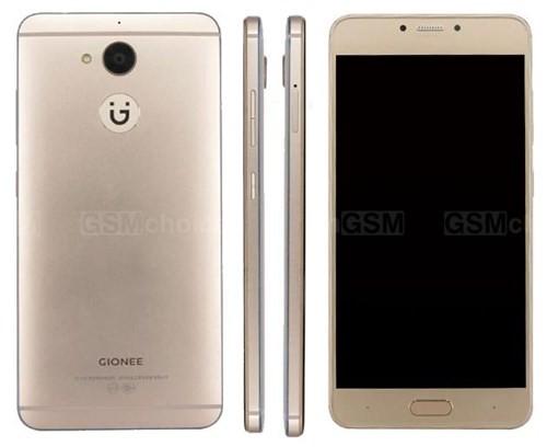 Điện thoại Gionee S6 Pro lộ cấu hình chi tiết ảnh 1