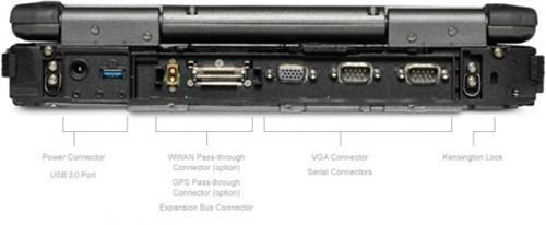 Getac B300 - laptop siêu bền chạy bộ xử lý Skylake ảnh 6