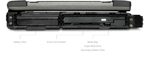 Getac B300 - laptop siêu bền chạy bộ xử lý Skylake ảnh 4