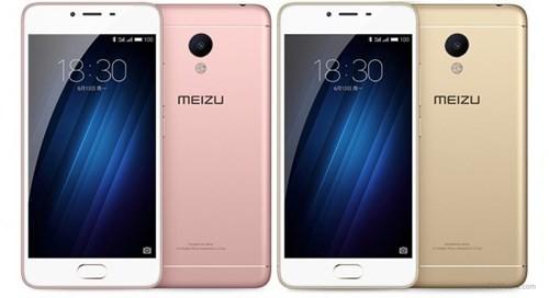 Meizu ra mắt smartphone giá rẻ M3S ảnh 1