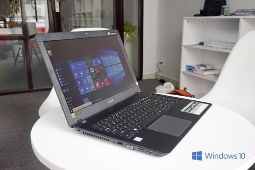 Acer Aspire F5 phiên bản 2016 – Định nghĩa mới cho laptop sinh viên ảnh 1