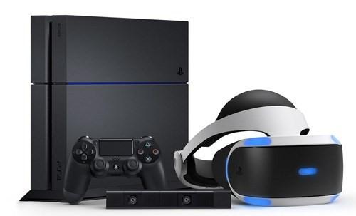 E3 2016: Sony không đặt kỳ vọng vào PlayStation VR ảnh 1