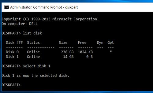 Khắc phục lỗi máy tính không nhận diện thiết bị lưu trữ ảnh 3