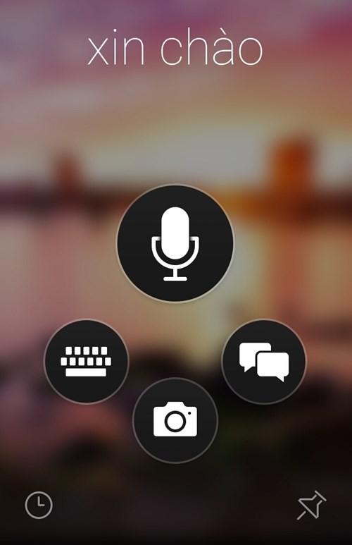 Dịch nhanh văn bản bằng camera trên thiết bị Android ảnh 1