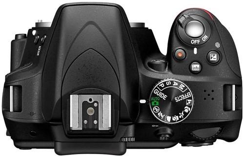 Máy ảnh Nikon D3500 lộ cấu hình ảnh 1