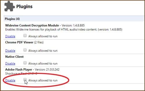 Thiết lập trình duyệt chặn video tự động phát ảnh 3