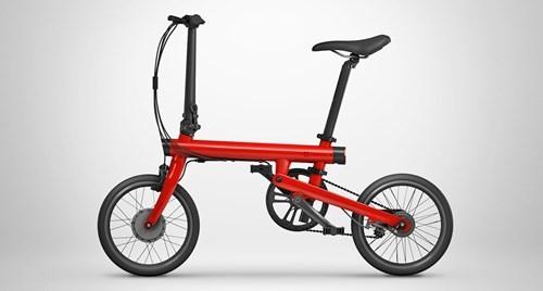Xiaomi ra mắt xe đạp thông minh có thể xếp gọn ảnh 1
