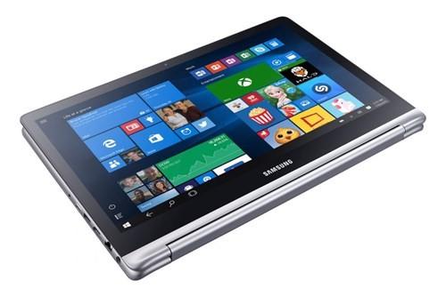 Samsung Notebook 7 Spin – laptop lai hỗ trợ sạc siêu tốc ảnh 4