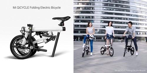 Xiaomi ra mắt xe đạp thông minh có thể xếp gọn ảnh 3