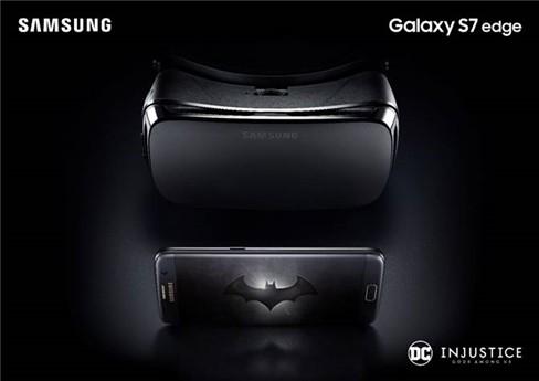Mở bán Galaxy S7 Edge Batman, giá 24,99 triệu đồng ảnh 2