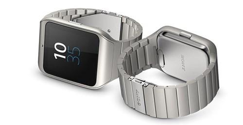 Sony nâng cấp Smartwatch 3 ảnh 1