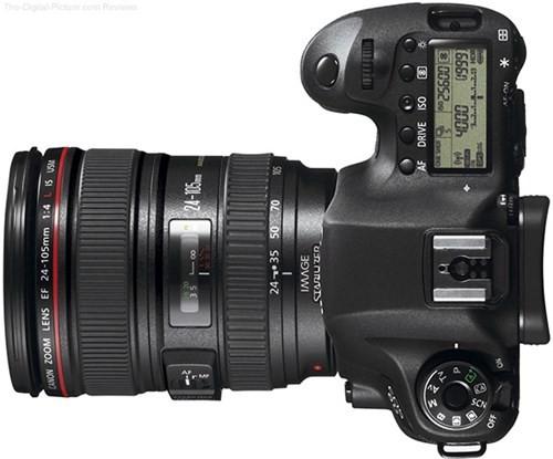 Canon ra mắt EOS 6D Mark II trong năm 2017 ảnh 1