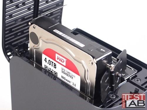 Đánh giá ổ cứng mạng WD My Cloud EX2 Ultra ảnh 7