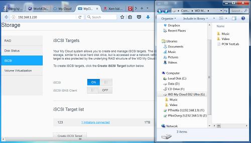 Đánh giá ổ cứng mạng WD My Cloud EX2 Ultra ảnh 4