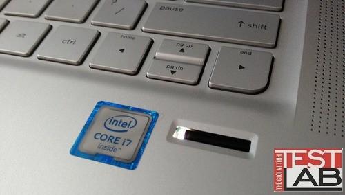 Đánh giá laptop HP Envy 13-d019TU ảnh 3