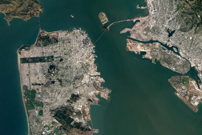 Google Maps nâng cấp hình ảnh vệ tinh sắc nét hơn ảnh 1