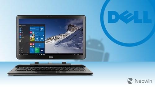 Dell từ bỏ mảng máy tính bảng Android ảnh 1
