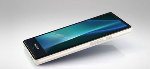 Thêm smartphone viền màn hình siêu mỏng từ Sharp ảnh 3