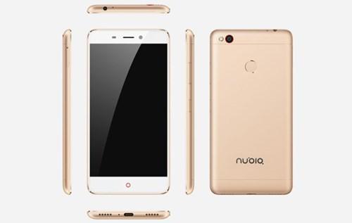 Điện thoại ZTE Nubia N1 lặng lẽ ra mắt ảnh 1