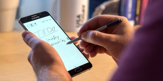 5 đặc quyền công nghệ chỉ fan Galaxy Note mới có ảnh 1