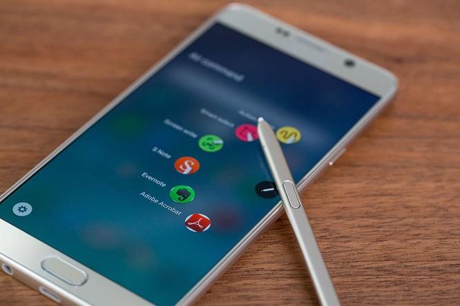 5 đặc quyền công nghệ chỉ fan Galaxy Note mới có ảnh 3