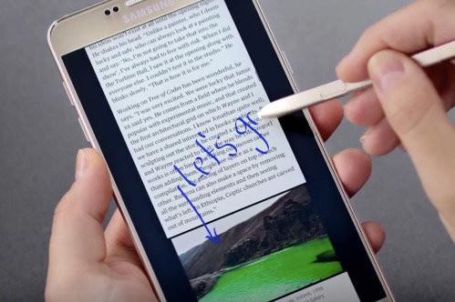5 đặc quyền công nghệ chỉ fan Galaxy Note mới có ảnh 5