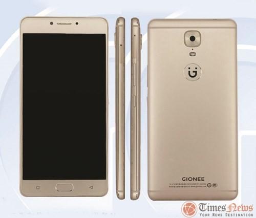 Gionee sắp ra mắt smartphone pin khủng M6 ảnh 1