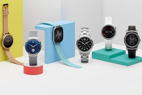 Google âm thầm phát triển 2 mẫu smartwatch ảnh 1