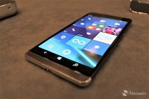 Rò rỉ giá bán smartphone cao cấp HP Elite x3 ảnh 1