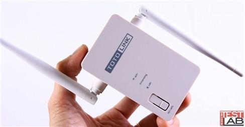 Đánh giá thiết bị mở rộng Wi-Fi TOTOLINK EX300 ảnh 3