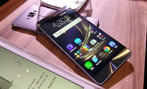 ZenFone 3 Deluxe thêm phiên bản chạy Snapdragon 821 ảnh 1