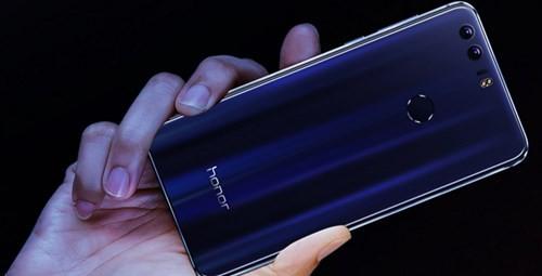 Huawei ra mắt smartphone camera kép Honor 8 ảnh 1