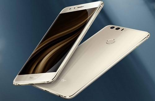 Huawei ra mắt smartphone camera kép Honor 8 ảnh 2