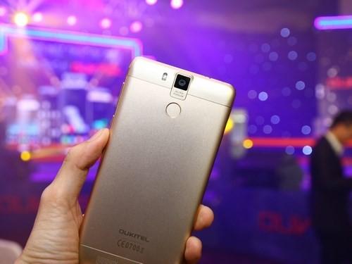 Smartphone pin 'siêu khủng' Oukitel có mặt tại Việt Nam ảnh 3