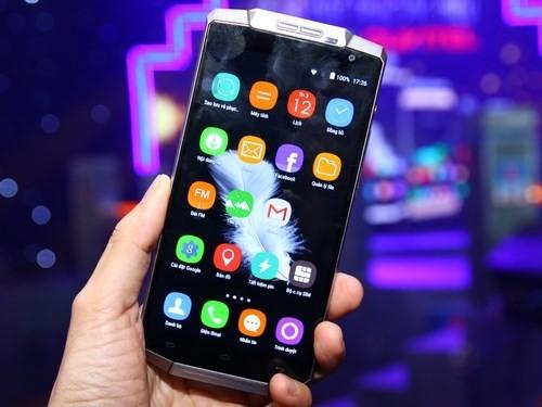 Smartphone pin 'siêu khủng' Oukitel có mặt tại Việt Nam ảnh 1