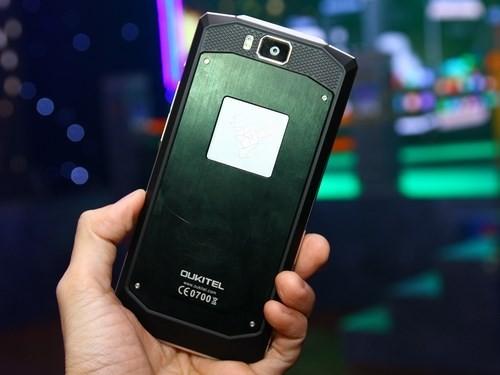 Smartphone pin 'siêu khủng' Oukitel có mặt tại Việt Nam ảnh 2
