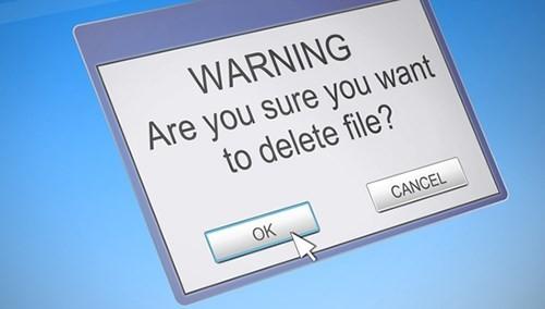 Xuất hiện ransomware xóa vĩnh viễn tập tin ảnh 1