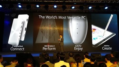 Asus giới thiệu loạt sản phẩm mới tại Việt Nam ảnh 3
