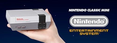 Nintendo NES tái xuất cùng 30 tựa game tên tuổi ảnh 1