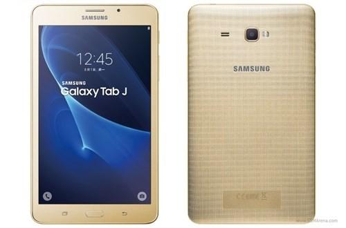 Samsung Galaxy Tab J chính thức ra mắt ảnh 1