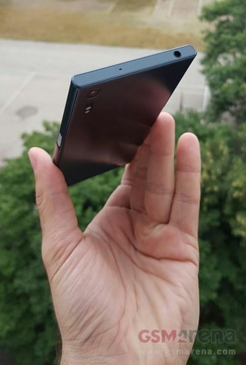 Thêm hình ảnh siêu smartphone mới của Sony ảnh 4