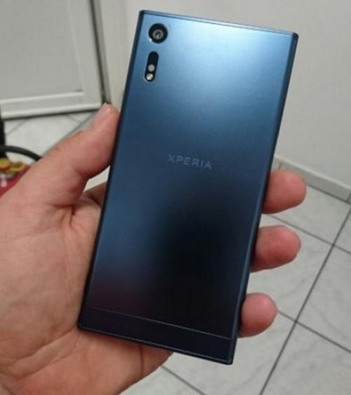 Thêm hình ảnh siêu smartphone mới của Sony ảnh 1
