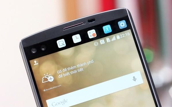 """LG V20 """"chào sân"""" vào tháng 9, được cài sẵn Android 7.0 Nougat ảnh 1"""