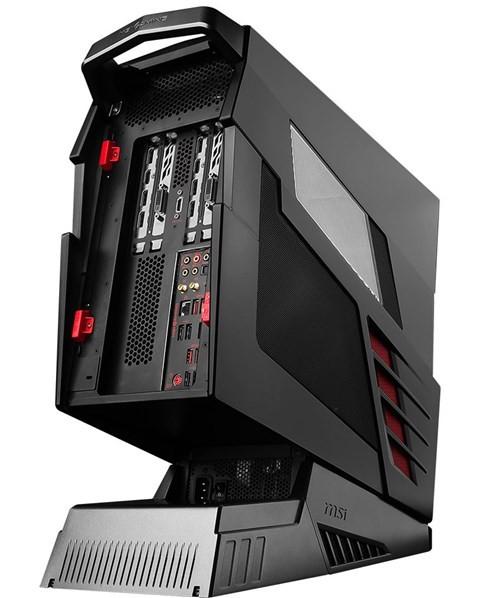 Loạt ảnh máy tính chơi game MSI Aegis Ti ảnh 2
