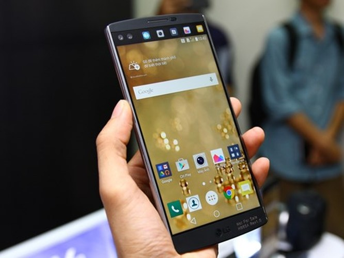 Smartphone LG V20 ra mắt ngày 6/9 ảnh 1